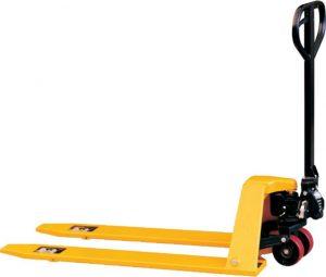 ručne vedený paletový vozík
