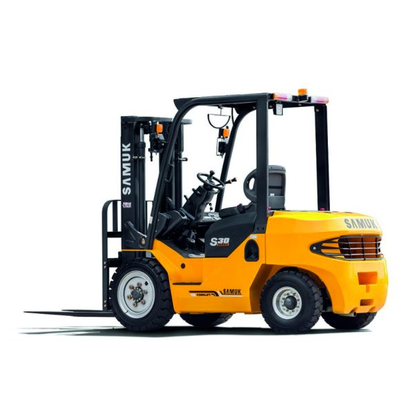 Vysokozdvižný vozík Samuk diesel