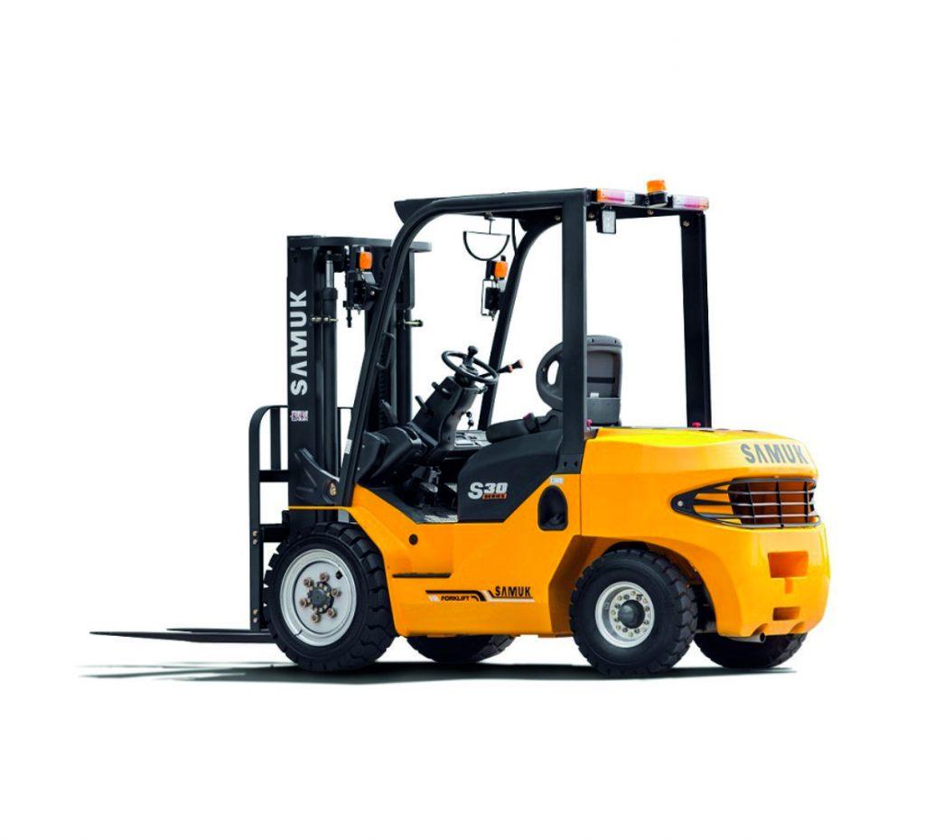 Vysokozdvižný vozík Samuk_diesel_1.5 - 3.5 t_aligatorr.sk