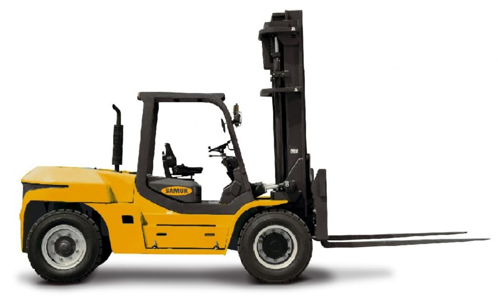Vysokozdvižný vozík Samuk_8-12 t