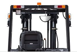Samuk forklift ergonomics