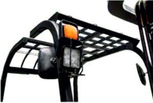 Elektrický vysokozdvižný vozík_dizajn